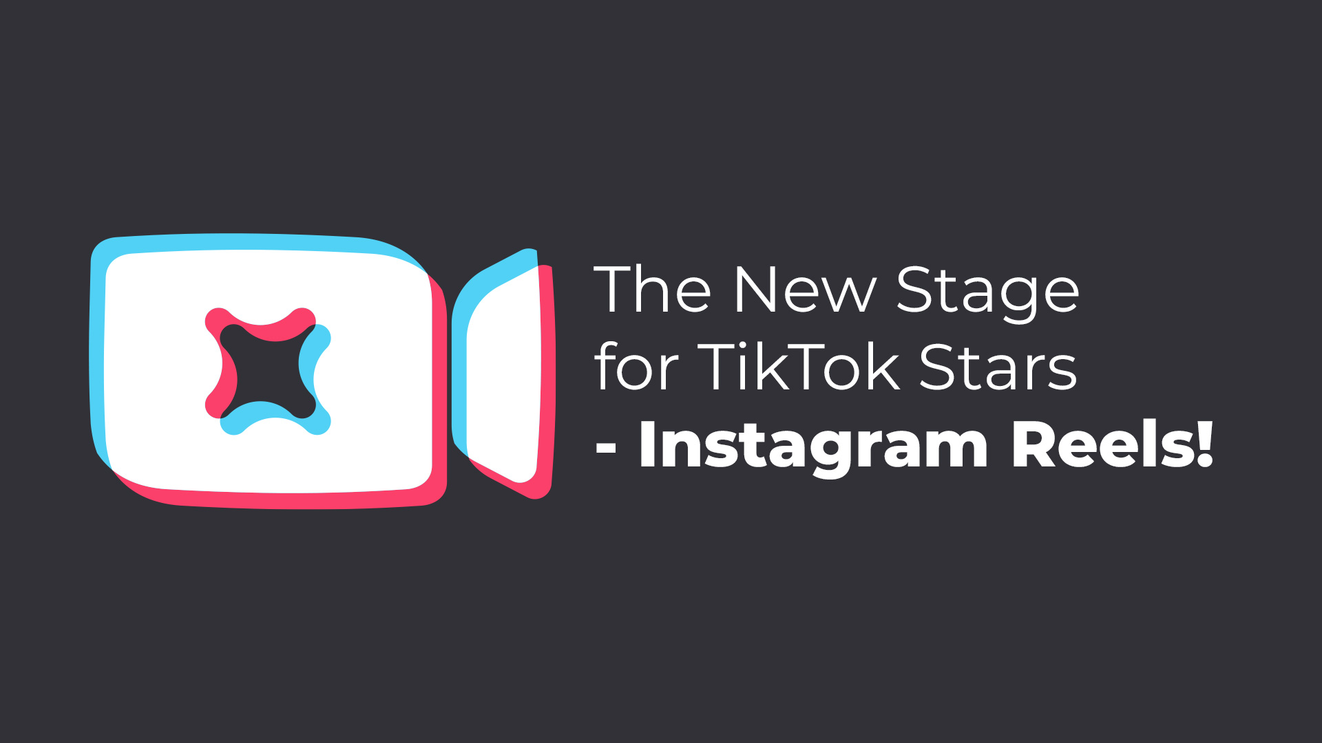 The New Stage for TikTok Stars - Instagram Reels