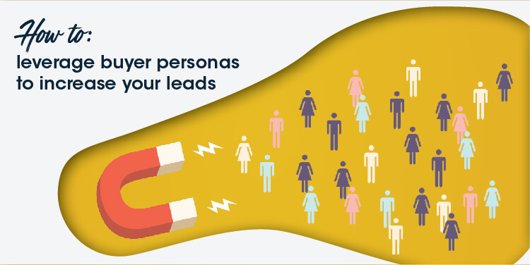 How to leverage buyer personas to increase your leads