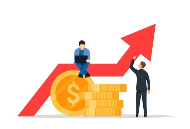 Growth in online business