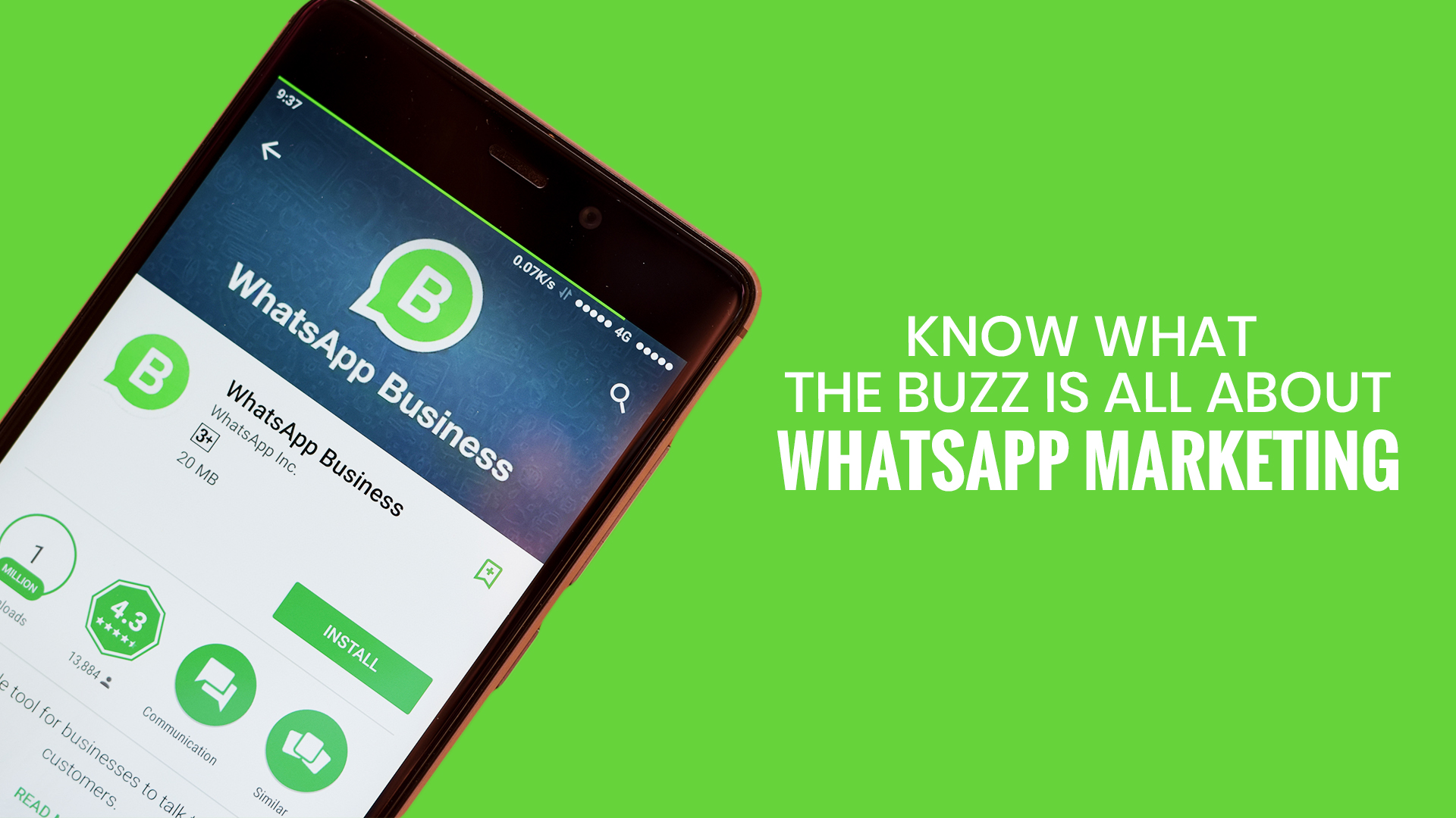 Know What The Buzz Is All About - WhatsApp Marketing