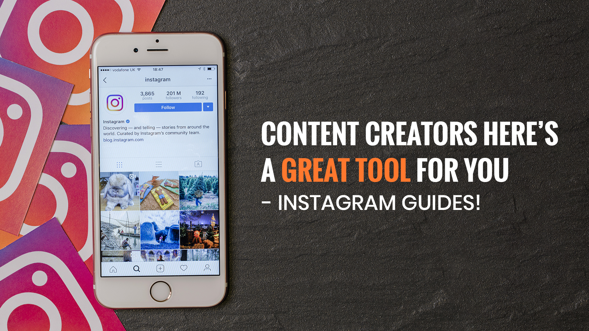 Content Creators Here's A Great Tool For You