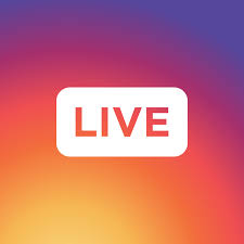The Instagram live