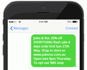 Get yourself introduced to SMS marketing!